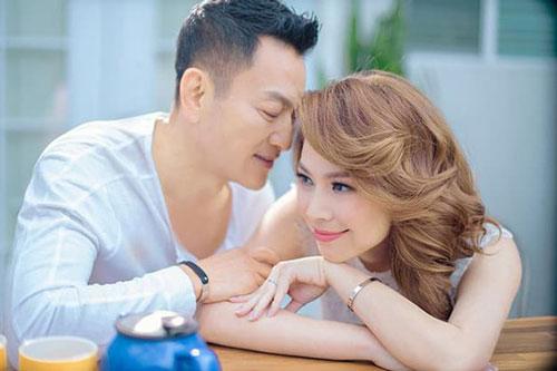 Vợ chồng Thanh Thảo.