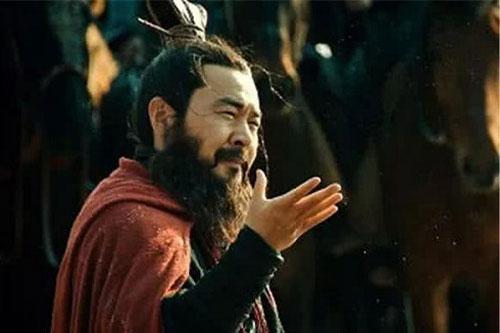 Hình ảnh nhân vật Tào Tháo trong phim. (Nguồn: medium.com)