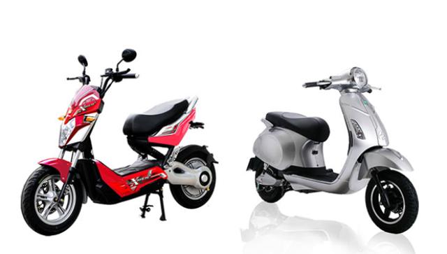 2 mẫu xe máy điện PEGA XMEN và PEGA AURA có thể thay thế các dòng xe xăng