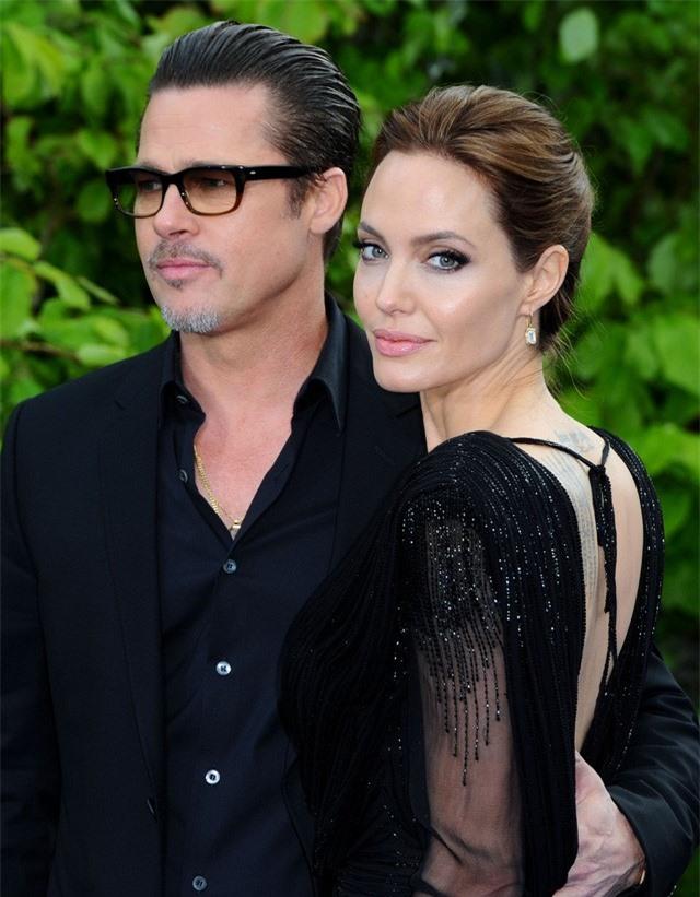 Angelina Jolie muốn trì hoãn ly hôn? - Ảnh 1.