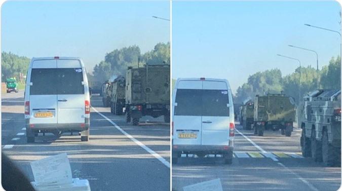 Belarus chuyen hang loat vu khi hang nang den tuyen bien gioi sat NATO-Hinh-3