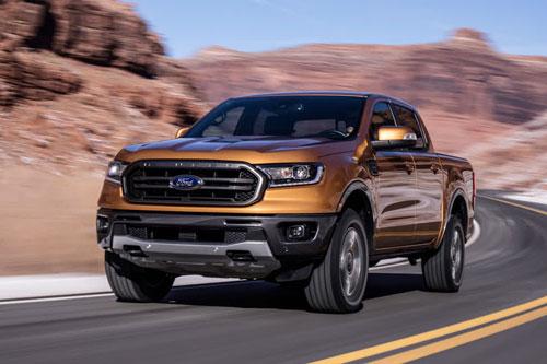 Đại lý Ford giảm giá kỷ lục cho Ranger, cao nhất lên đến 100 triệu đồng