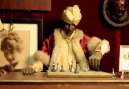 Giải mã máy chơi cờ chiến thắng Napoleon - 1