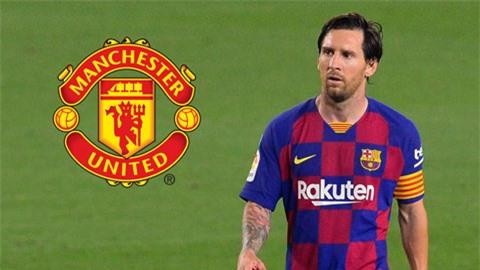 Vì sao Messi gia nhập M.U là khả thi nhất?