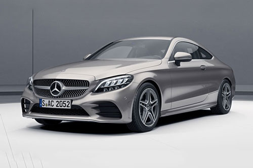 Mercedes-Benz C200 Coupe AMG 2020.