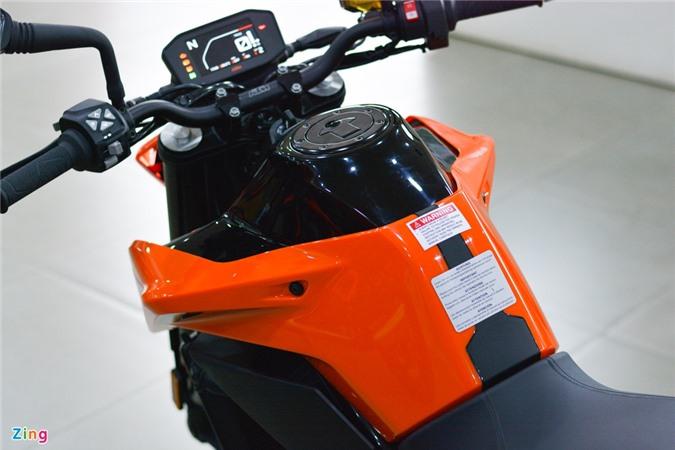 KTM 790 Duke ra mat VN - 103 ma luc, gia duoi 350 trieu anh 6