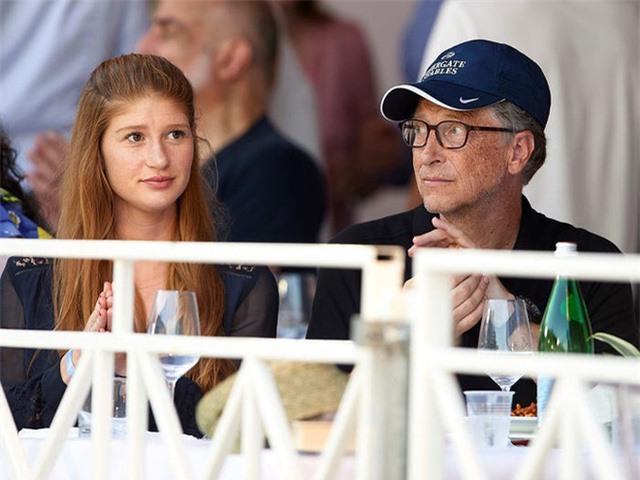 Cuộc sống hào nhoáng của con gái tỷ phú Bill Gates - Ảnh 1.