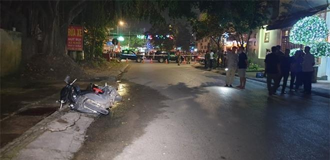 Đã bắt được đối tượng bắn gục đôi nam nữ tại Thái Nguyên - Ảnh 1.