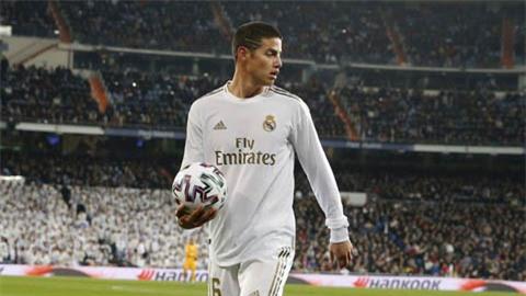 James Rodriguez rời Real Madrid, sắp đến bến đỗ ít ai ngờ