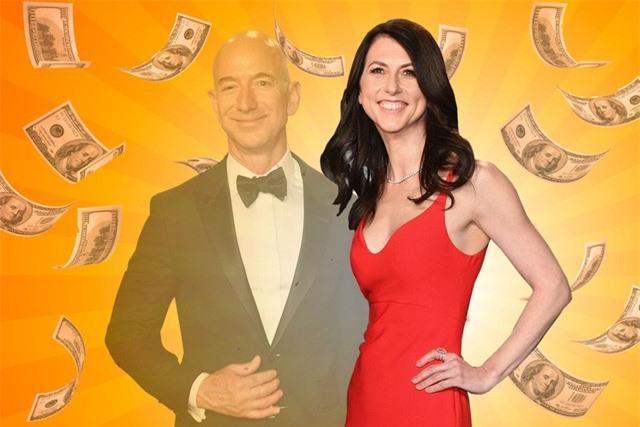 Jeff Bezos đạt đến đỉnh cao giàu có mới của con người - Ảnh 2.