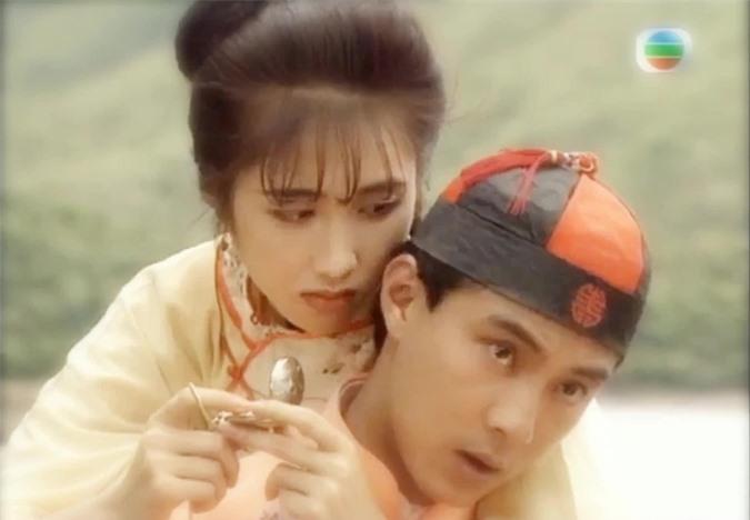 Lê Tư và Trương Vệ Kiện trong series Tôi yêu chàng răng hô.