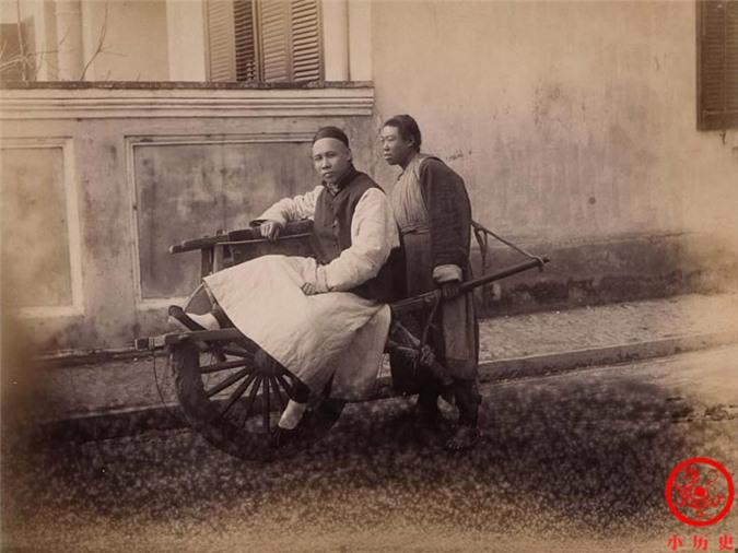 Loạt ảnh cũ cuối thời nhà Thanh: Lễ đường thành hôn cực kỳ hoành tránh, một phần Vạn Lý Trường Thành vô cùng hùng vĩ - Ảnh 1.