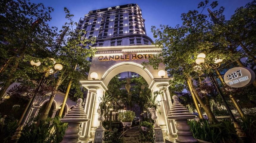Nhiều khách sạn 4 sao tại Hà Nội rao bán (Ảnh: Internet)