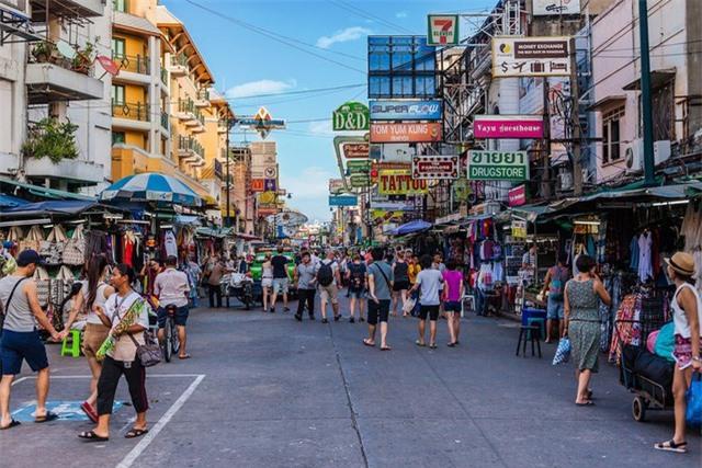 15 con phố nổi tiếng nhất thế giới - 2