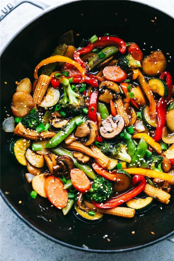 Chị em ăn rau củ theo 5 kiểu sai lầm sau đây thì nguy cơ phát tướng theo thời gian là có thực - Ảnh 6.