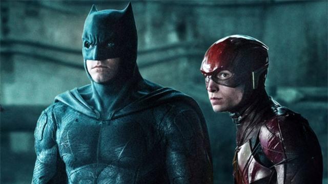 Ben Affleck sẽ trở lại với vai diễn Người dơi - Ảnh 1.