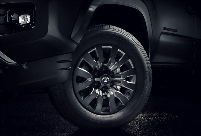 Toyota cong bo gia ban Tacoma 2021 anh 10
