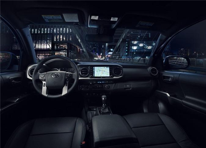 Toyota cong bo gia ban Tacoma 2021 anh 11