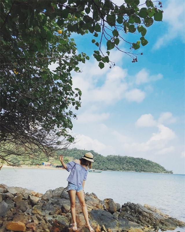 Đây là một quần đảo còn hoang sơ đang được đầu tư và khai thác du lịch. Ảnh: @nhun_91