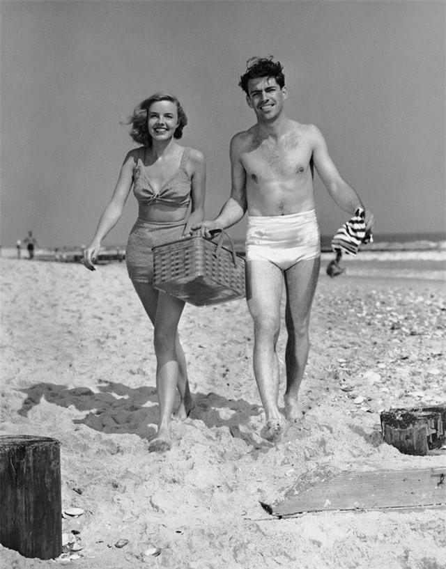 Nhiều thập kỉ trước người Mỹ đã đi nghỉ hè như thế nào? - 2