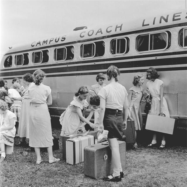 Nhiều thập kỉ trước người Mỹ đã đi nghỉ hè như thế nào? - 24