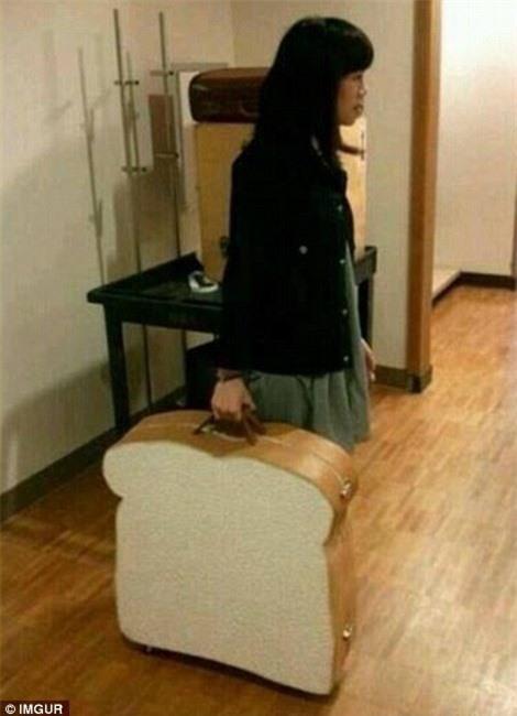 Những chiếc vali du lịch khiến ai cũng phải bật cười - 2