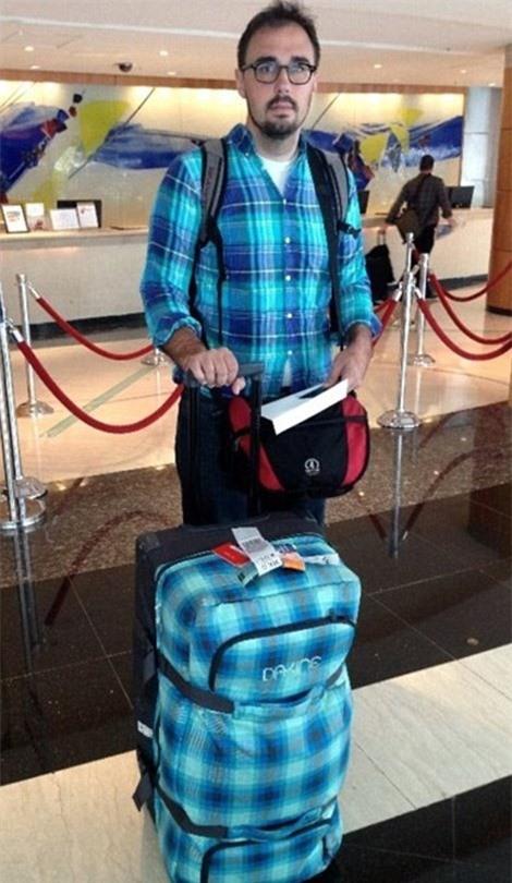 Những chiếc vali du lịch khiến ai cũng phải bật cười - 6