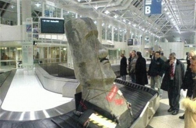 Những chiếc vali du lịch khiến ai cũng phải bật cười - 7