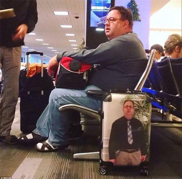Những chiếc vali du lịch khiến ai cũng phải bật cười - 8