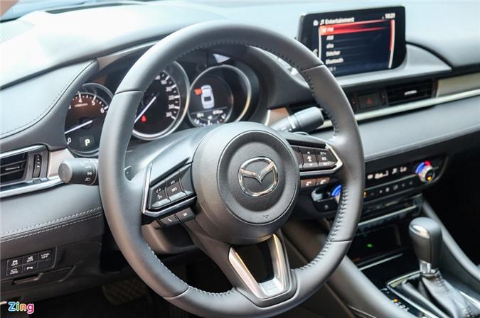 Chi tiet Mazda6 2.0L Premium 2020 anh 10