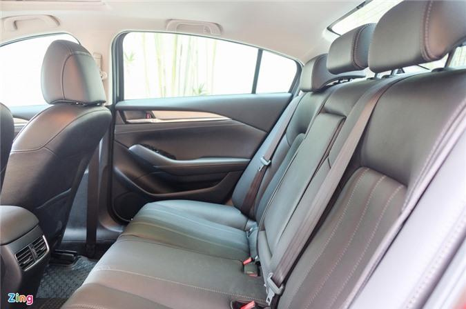 Chi tiet Mazda6 2.0L Premium 2020 anh 11