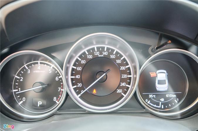 Chi tiet Mazda6 2.0L Premium 2020 anh 13