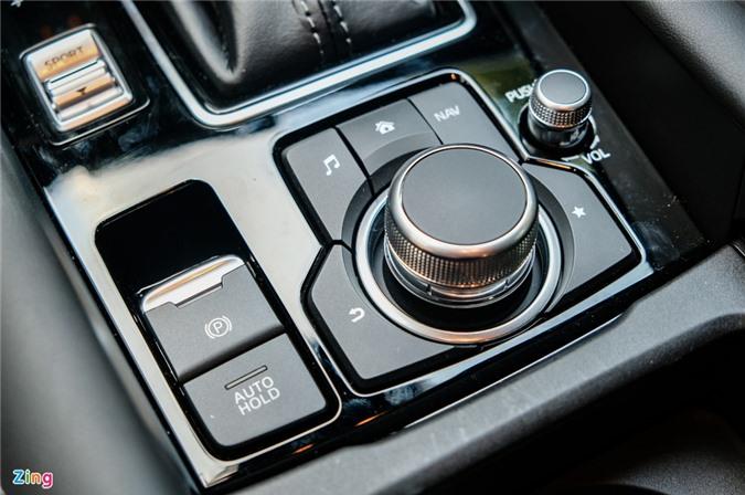 Chi tiet Mazda6 2.0L Premium 2020 anh 17