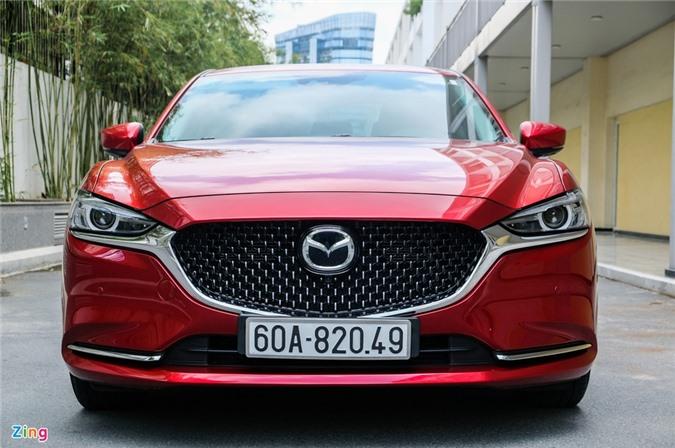 Chi tiet Mazda6 2.0L Premium 2020 anh 4