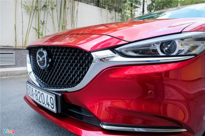 Chi tiet Mazda6 2.0L Premium 2020 anh 5