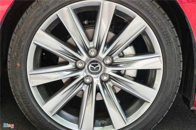 Chi tiet Mazda6 2.0L Premium 2020 anh 8