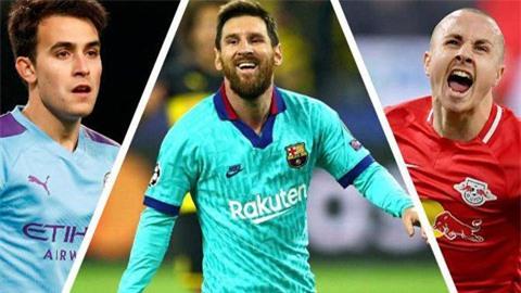 Man City chỉ đưa 2 'hàng thải' vào giao kèo chuyển nhượng Messi