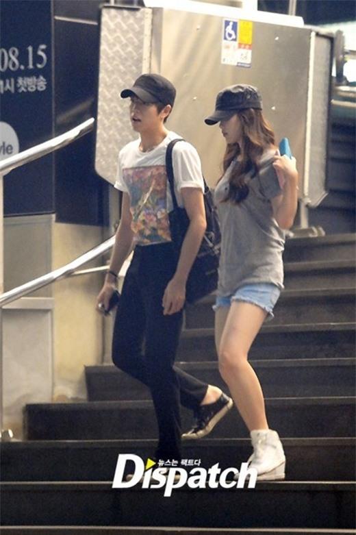 Những tin đồn hẹn hò bí ẩn nhất Kbiz: Son Ye Jin đồng tính, Yoona ngoại tình PSY? - Ảnh 9