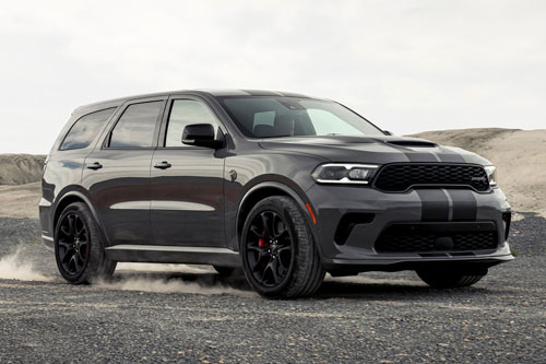 Dodge Durango SRT Hellcat 2021.