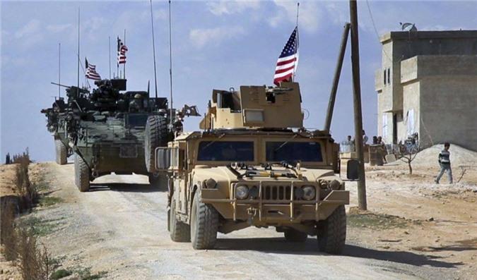 Căn cứ quân sự lớn nhất của Mỹ ở Syria bị tấn công - Ảnh 1.