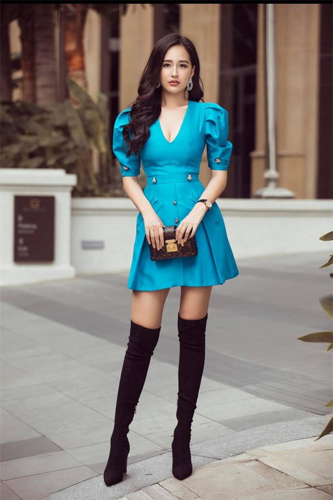 Hoa hậu Mai Phương Thuý thời học cấp 3: Chiều cao khủng, nhan sắc mộc mạc ngố tàu, info được truy tìm nhiều nhất trên các diễn đàn trường Phan - Ảnh 7.