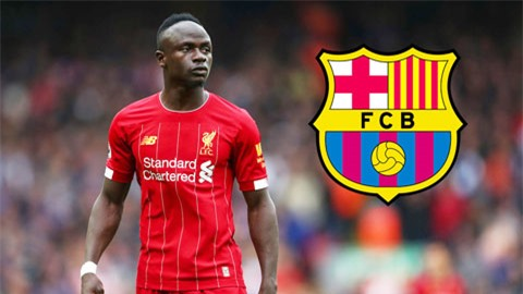 Liverpool ra giá sốc cho Barca về Sadio Mane