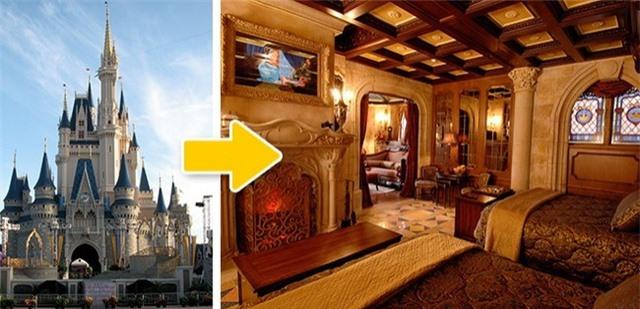 Những căn phòng bí ẩn bên trong các công trình nổi tiếng thế giới - 3