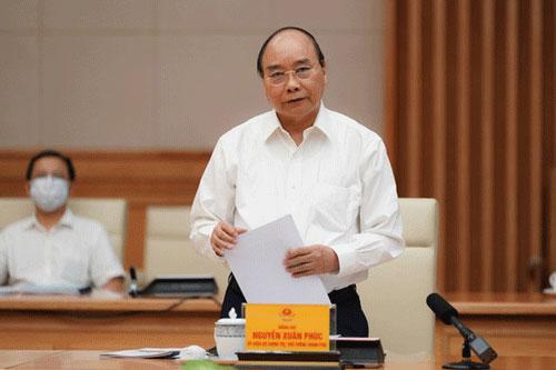 Thủ tướng Nguyễn Xuân Phúc (Ảnh: Báo điện tử Chính phủ)