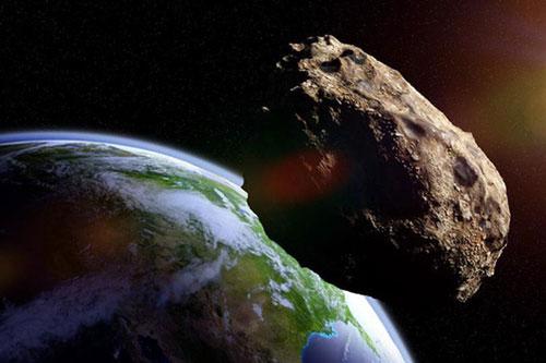 Thiên thạch 2011 ES4 sẽ bay qua Trái đất vào ngày 1/9. (Ảnh minh họa: Getty)