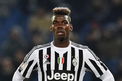 2. Paul Pogba (M.U qua Juventus, 2012).