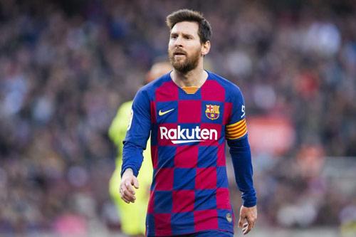 2. Lionel Messi - (Thời gian thi đấu: 2004 đến nay).