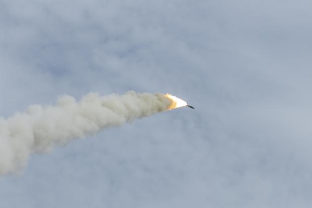 Cuộc thử nghiệm tiếp theo của tên lửa hành trình diệt hạm siêu thanh Zircon sẽ diễn ra vào tháng 9. Ảnh: TASS.