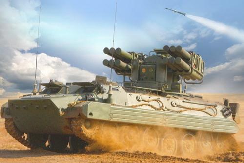 Lục quân Nga bắt đầu tiếp nhận các hệ thống tên lửa phòng không tầm ngắn Ptitselov tiên tiến. Ảnh: Topwar.
