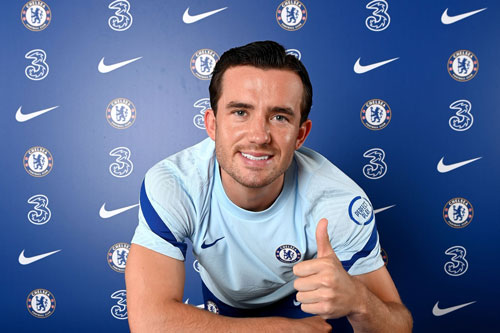 6. Ben Chilwell (Leicester City tới Chelsea, 50,2 triệu euro).